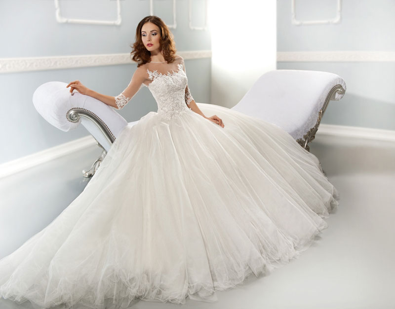 which wedding dress are you genevieve magazine