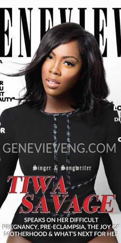 Genevieve-Magazine-November-2015-Tiwa-Savage