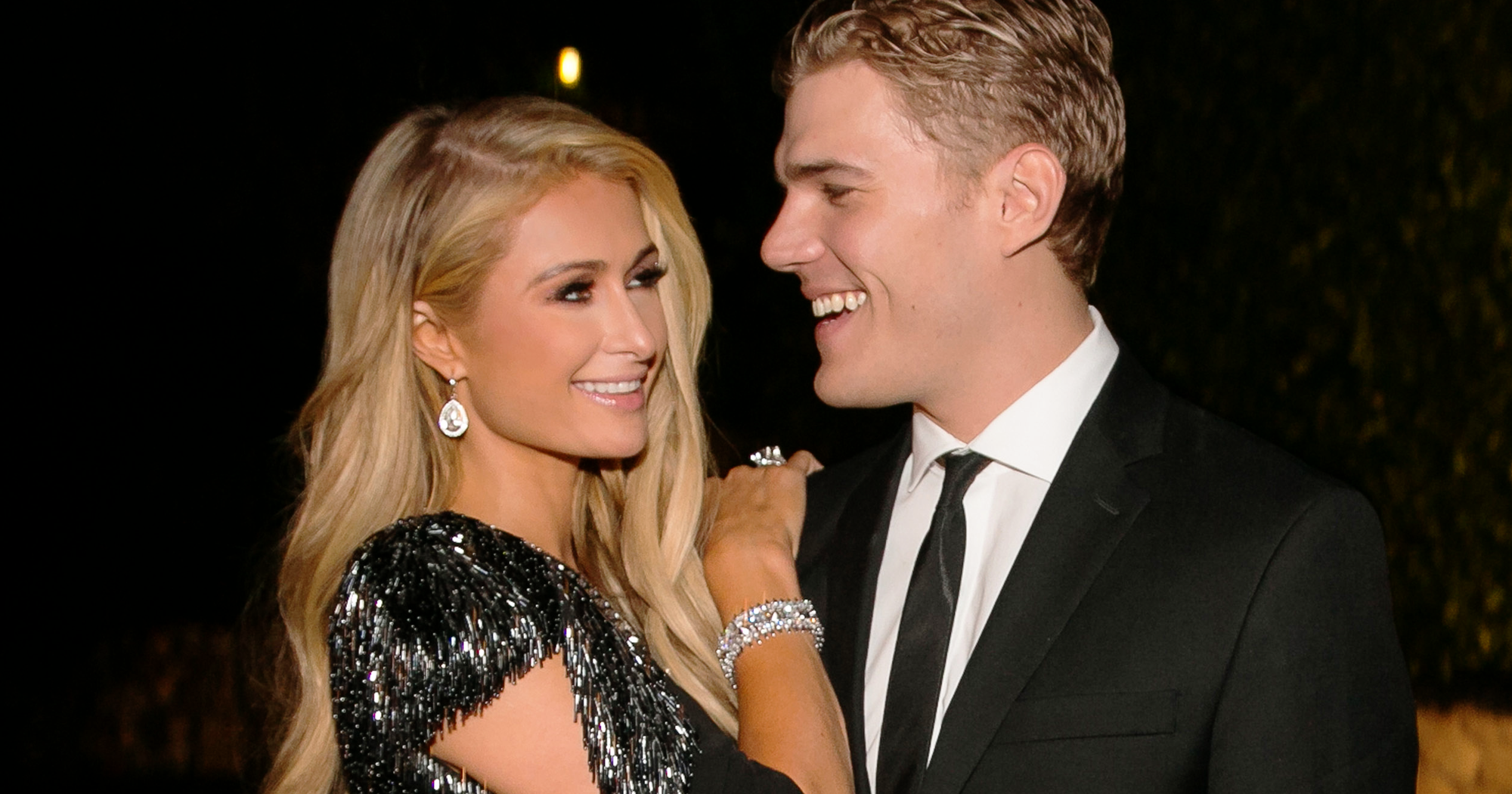 Paris Hilton Just Announced Shes Engaged to Chris Zylka