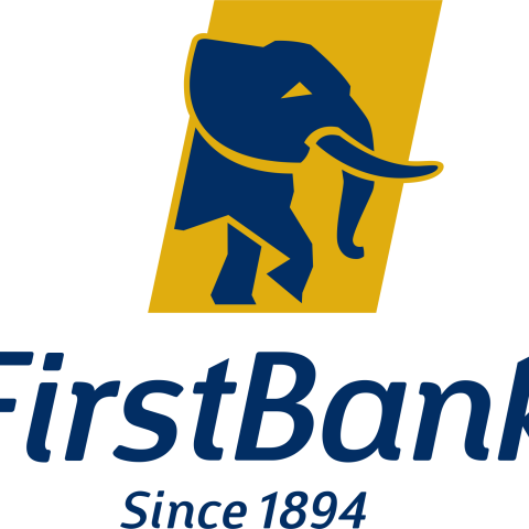 FirstBank Stacked Logo