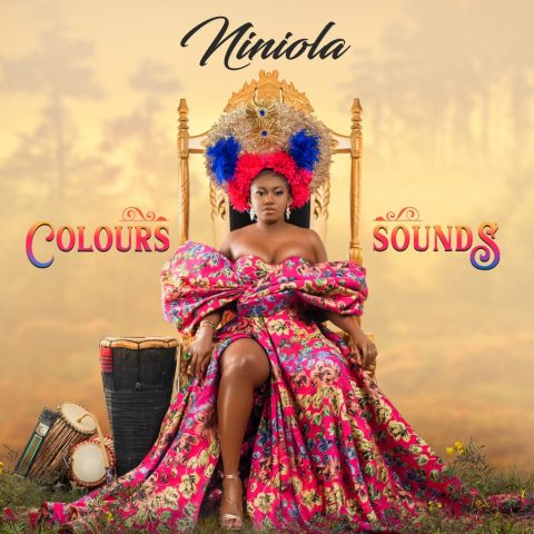 Cover art for 'Colours and Sounds'
