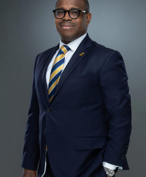 Mr. Gbenga Shobo - MDCEO FIrstBank